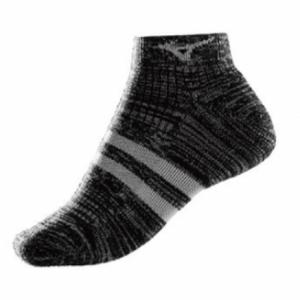 Mizuno 女運動厚底踝襪 (6雙入)