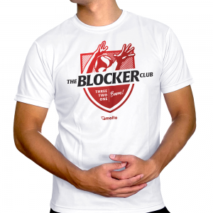 The Blocker Club 男子訓練衣 | by motto