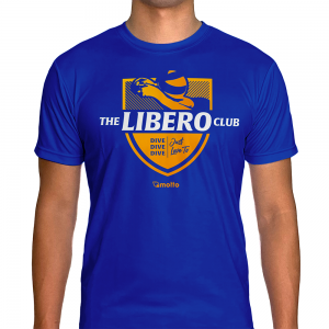 The Libero Club 男子訓練衣 | by motto