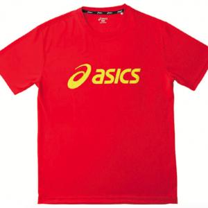 Asics 運動排汗LOGO T 恤