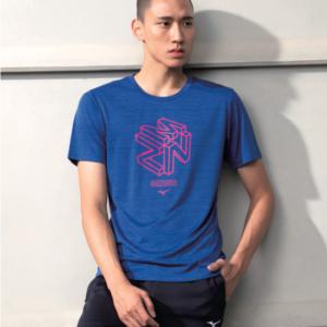 Mizuno 短袖T恤【Slim FIT】
